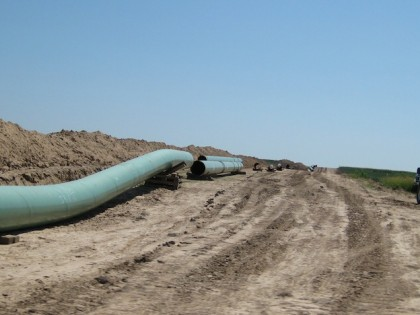 The Keystone veto: You want jobs? Try this