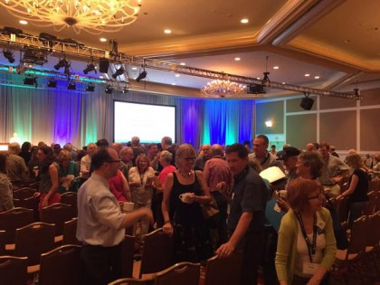 Climate change heroes in the house: CCL conference opens in DC