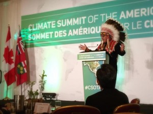 Cities, territories commit to climate action at Toronto summit