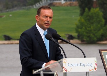 Tony Abbott, opponent of action on climate change, has been ousted as prime minister of Australia.