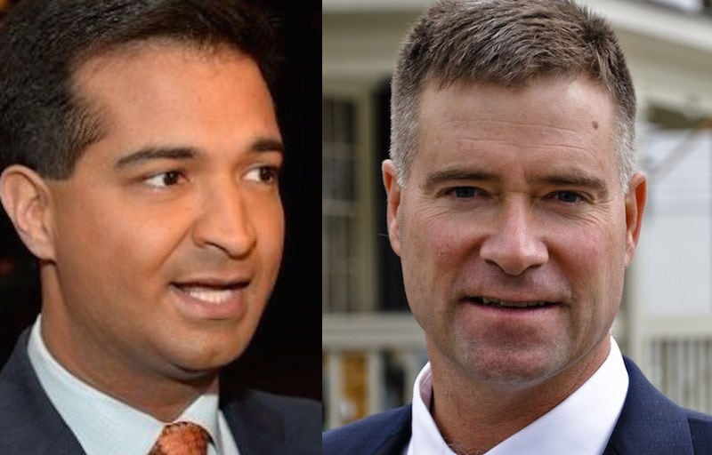 House energy and envioronment working group members Curbelo and Gibson