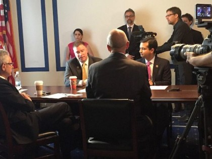 A successful liftoff for Climate Solutions Caucus